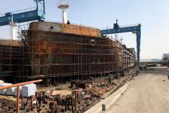 Cape Verga Pearl (shuttle vessel) build in China