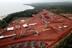 Birdseye view of the Export Facility