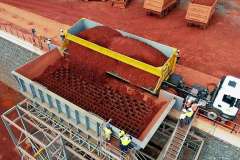Conveyor to Stockpile feed